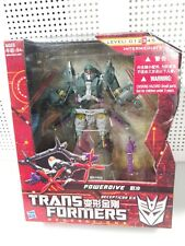 Transformers Powerdive Generations Voyager Class Asia Exclusive Hasbro New