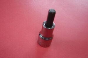 "Craftsman ~23255  3/8"" Drive Hex Bit Socket ~1/4"" - Brand New - FREE S/H IN USA"