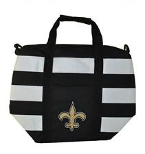 Nfl New Orleans Saints Striped Freeze Tote