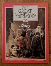 The Great Composers 1983 Mag. Vol. 1 - 10 Berlioz - The French Horn