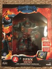 Lightseekers Awakening Everok Hero Pack augmented reality Card & Action Figure