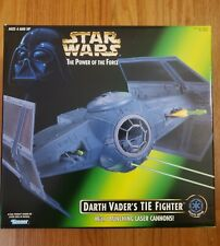 Star Wars Power Of The Force Darth Vader Tie Fighter 1996