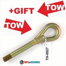 Tow hook ring towing lug loop eye Peugeot Fiat Citroen Alfa Romeo Fiat Doblo
