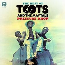 Toots And The Maytals - Pressure Drop, The Best Of / Greatest Hits (NEW CD)