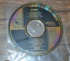 Aliens Movie CD Soundtrack James Horner Original Motion Picture 1986