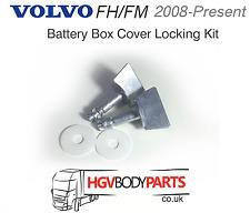 Volvo FH Batter Box Cover Locking Kit
