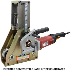 SWAG Electric Drive / Bottle Jack Kit For The Harbor Freight Tubing Roller