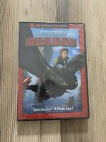 Dreameorks HOW TO TRAIN YOUR DRAGON DVD NEW & SEALED
