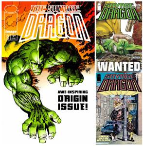 Savage Dragon U PICK comic 0 1 2 3 4 5 6 7 8 9 10 11-199 VF/NM 1992 1993 Image