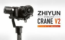 Zhiyun Crane V2 (modèle classique) 3-Axis poche cardan stabilisateur