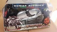 Transformers ROTF Sideswipe & Sergeant Epps Human  Alliance  NEW