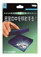 Tenyo Japan CRASH DICE (Ma From japan