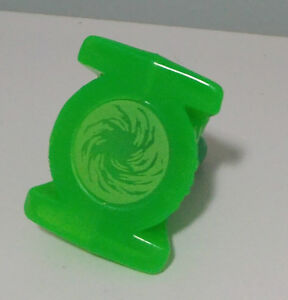 DC COMICS GREEN LANTERN RING OF POWER! GREAT FOR COSPLAY!