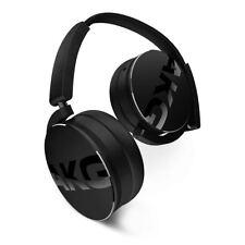 AKG Y50 Foldable Headphone Built in Microphone Black