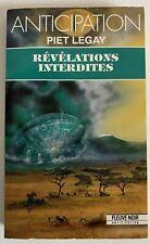 (FN988) ANTICIPATION FLEUVE NOIR  ? N° 1876 - REVELATIONS INTERDITES