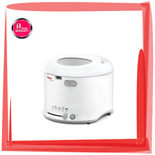 Tefal FF123140 1600w Maxi Fry Deep Fat Fryer 1kg Food Capacity 1.8l Oil -