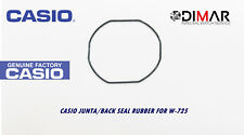 CASIO GASKET/ BACK SEAL RUBBER, FOR W-725