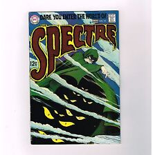 THE SPECTRE #10 Chilling grade 8.0 find presented by DC Comics!