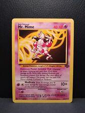 Mr. Mime Rare - 22/64 Unlimited Jungle NM/VLP