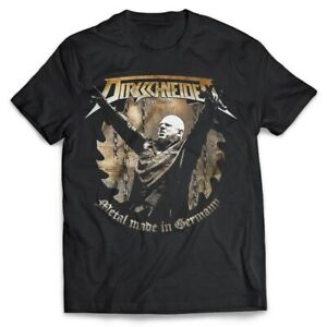Dirkschneider - Metal made in Germany, T-Shirt
