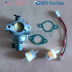 Carburetor Carb for Craftsman lt2000 with Kohler engine SV590S