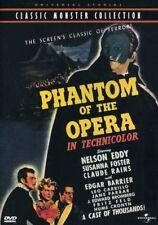 Phantom of the Opera [New DVD] Full Frame, Subtitled, Dolby