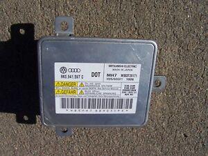 OEM Volkswagen Passat CC Xenon Tiguan Ballast HID Control Unit Module Balast