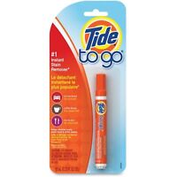 Tide To Go Instant Stain Remover Stick