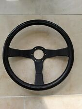FERRERO Steering Wheel  350mm. Previously fitted to Lancia Fulvia Coupe