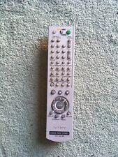 Sony RMT-V503 VIDEO DVD COMBO Original Remote Control