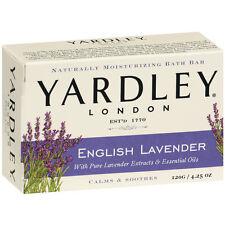 Yardley London English Lavender Soap 120 g Each X12