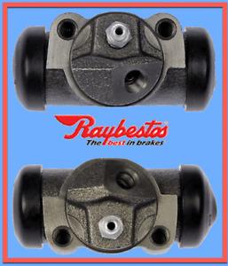 2 Rear Drum Brake Wheel Cylinders L & R Replace OEM # 1799629