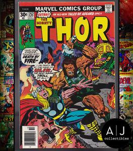 Thor #252 VF/NM 9.0 (Marvel)