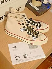 Kith x Disney Converse Chuck Taylor Mickey Mouse Shoes