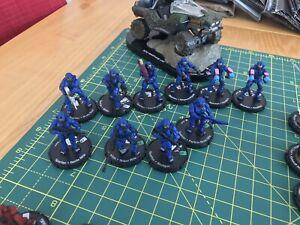 Halo Actionclix Bundle with battle damaged Warthog