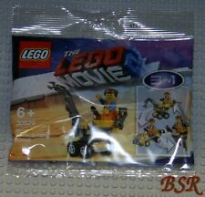 LEGO® Polybag THE LEGO MOVIE 2 30529 Mini-Baumeister Emmet ! NEU & OVP !