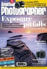 Amateur Photographer Magazine With Sony Alpha 68 Camera on Test 9th July 2016