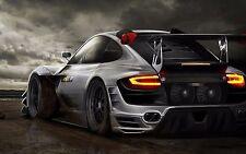 """2013 Porsche 911 Mini Poster 24""""x 36"""""""