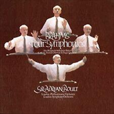 Brahms Four Symphonies Sir Adrian Boult Japan 3 SACD w/OBI NEW/SEALED NEW