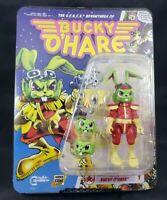Bucky O'Hare - Bucky O'Hare - Boss Fight action figure - NEW