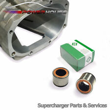 Daimler Super Eight  4.2 Supercharger Rear Bearings Rebuild Service 2003 2004+