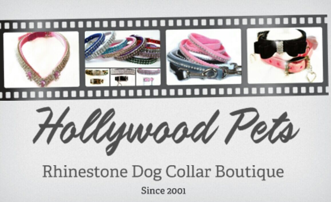 Rhinestone Dog Collars