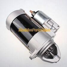 New Starter Motor 01183599 for Deutz BF4M011F 12V 9T HAMM HD12 HD10 HD70 HD75