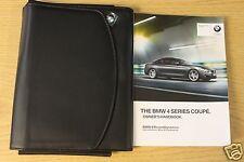 BMW 4 Serie Coupe F32 Manual Manual del propietario cartera 2013-2017 Pack 2325