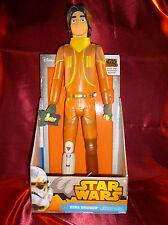 STAR WARS REBELS Ezra Bridger 18 inch ACTION FIGURE Lucasfilm Disney NEW IN BOX