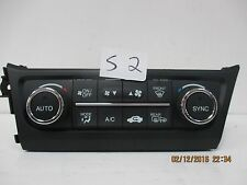 2013-14 Acura ILX AC/Heater Control In-Dash Unit (79600TX8H4)