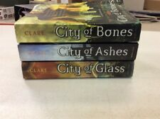The Mortal Instruments By Cassandra Clare! Popular Young Adult Series!!