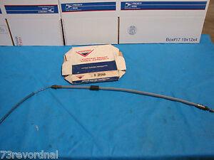 65 66 67 68 69 70 Chevrolet Brake Cable Impala Bel Air USA FC38560 Wagner OEM