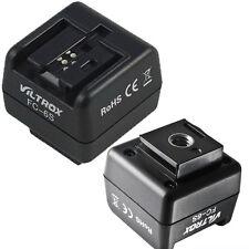 VILTROX FC-6S Adapter Remote Wireless Flash Slave Trigger for Minolta Sony Flash