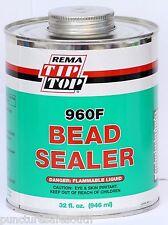 Rema Tip Top Bead Sellador 946ml 960f puede Ruedas y neumáticos Hechos En Usa camiones agri Cars